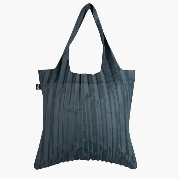 PLEATED CHARCOAL